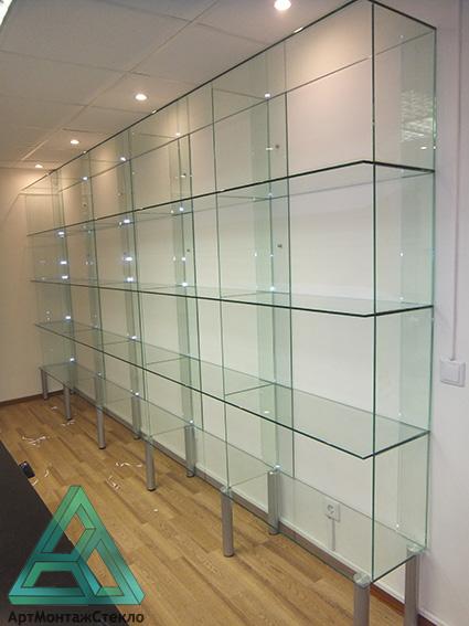 мебель из стекла шкаф из стекла